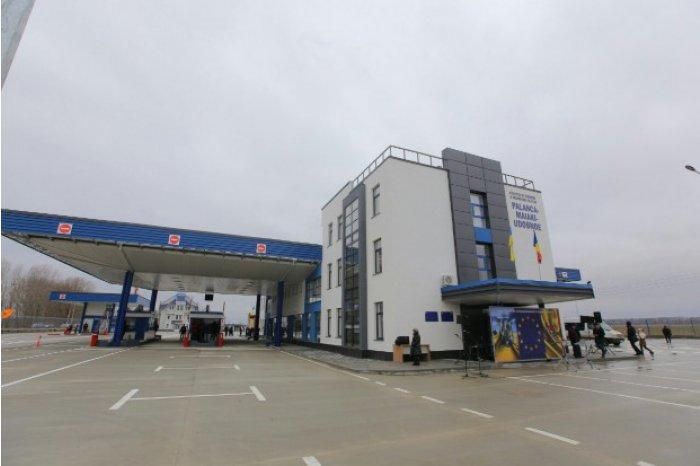 R. Moldova și Ucraina au deschis un nou punct comun de trecere a frontierei