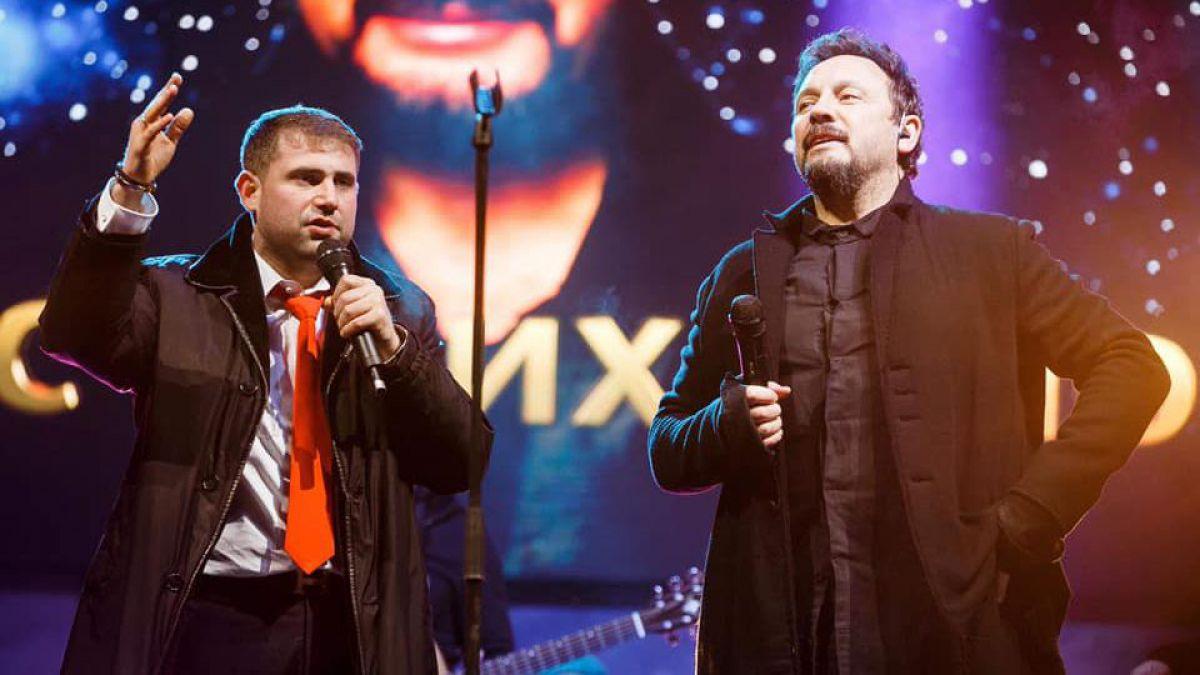 Ce spune Șor despre concertele cu Stas Mihailov