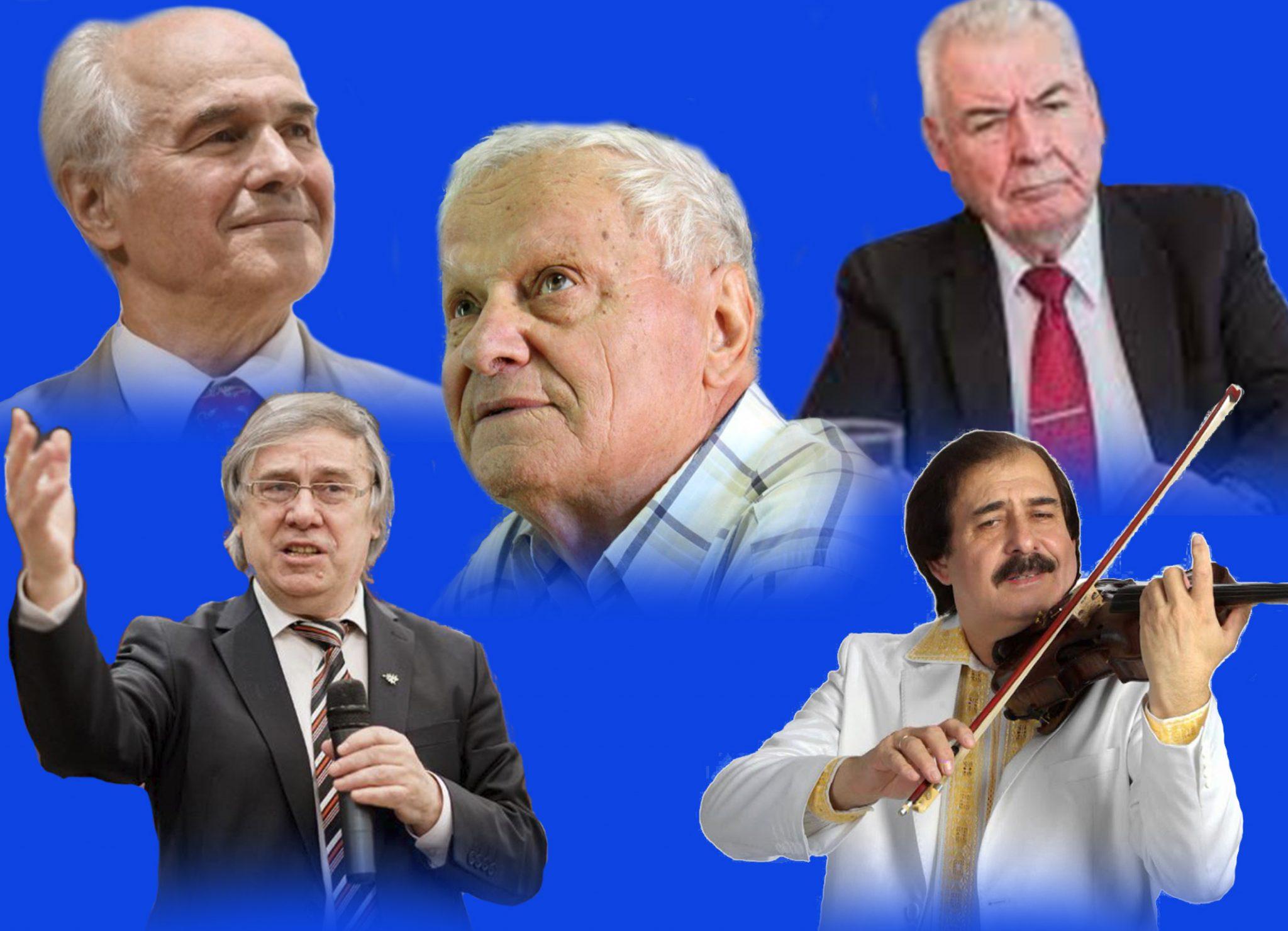 Voldemar Crețosu // Dacă sunt apostoli ai Adevărului, de ce nu luptă și azi?