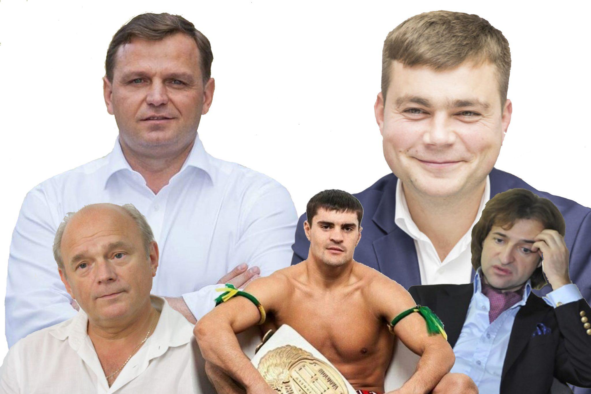 Anatol Moraru // S-a dat startul porcăriilor electorale
