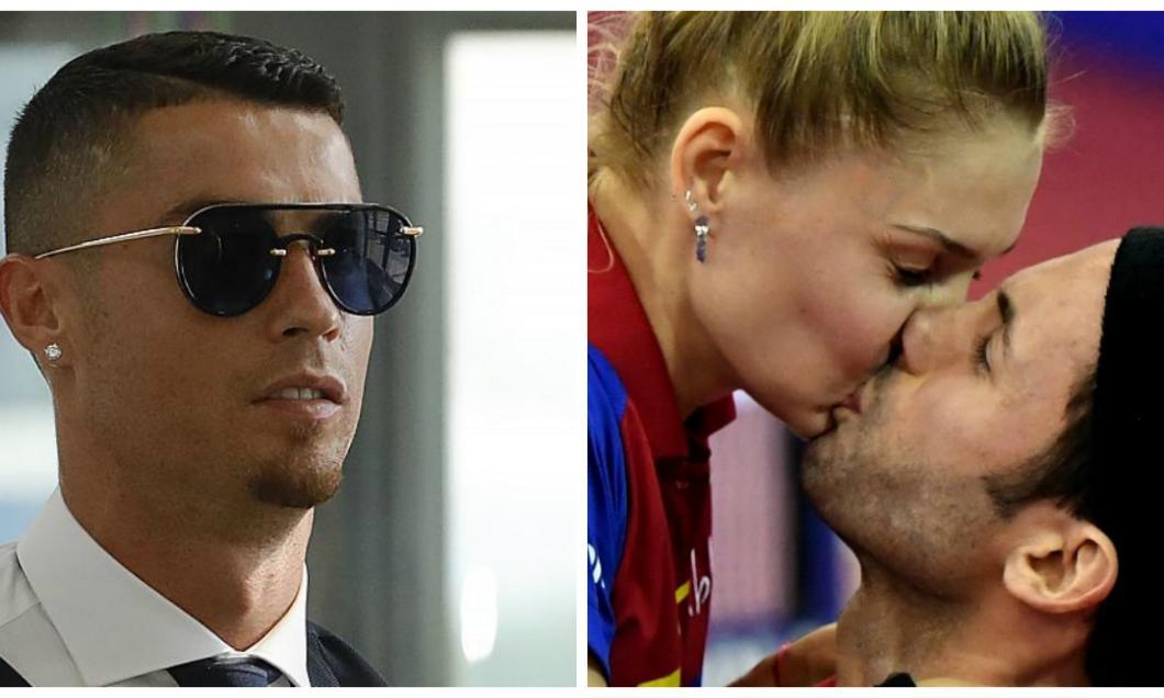 Soțul unei sportive din România i-a fost coleg lui Cristiano Ronaldo şi a dezvăluit care a fost prima sa pasiune