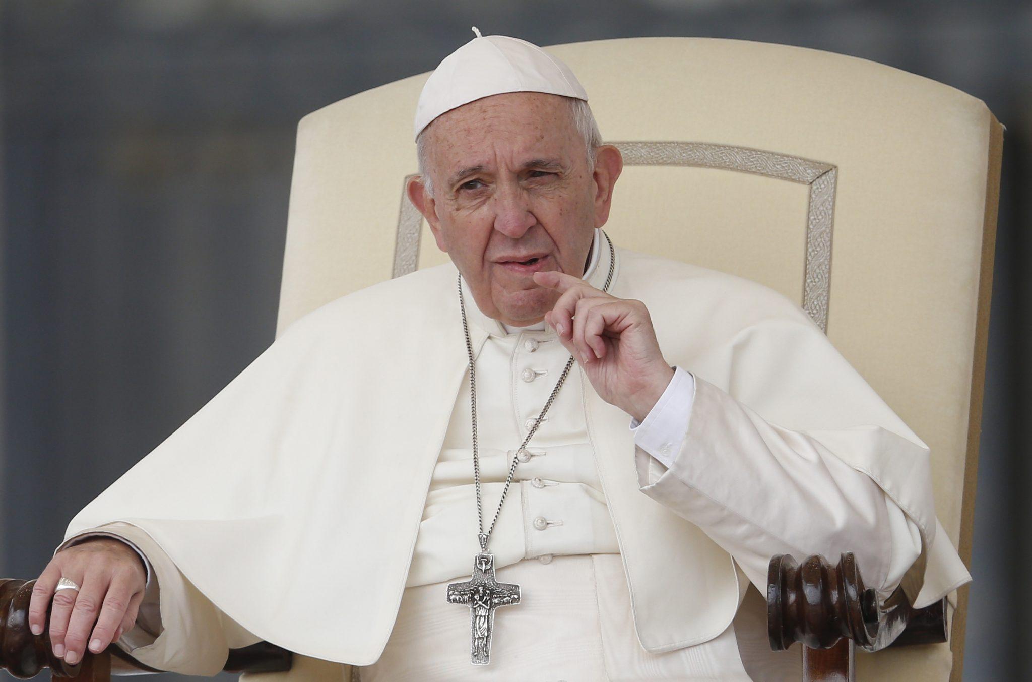 Papa Francisc va vizita România timp de trei zile