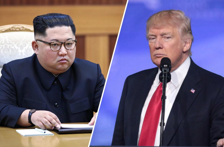 Президент США Дональд Трамп и глава КНДР Ким Чен Ын встретятся в конце февраля
