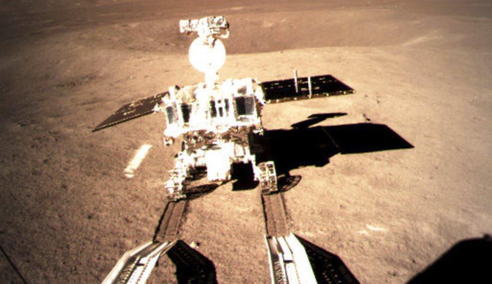 FOTO | Misiunea spaţială chineză a reuşit primul experiment biologic pe Lună