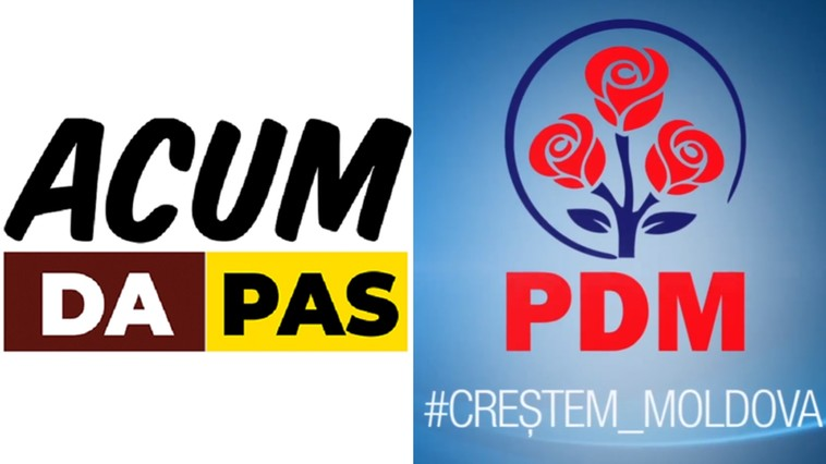 O partidă de box electoral: ACUM vs PDM