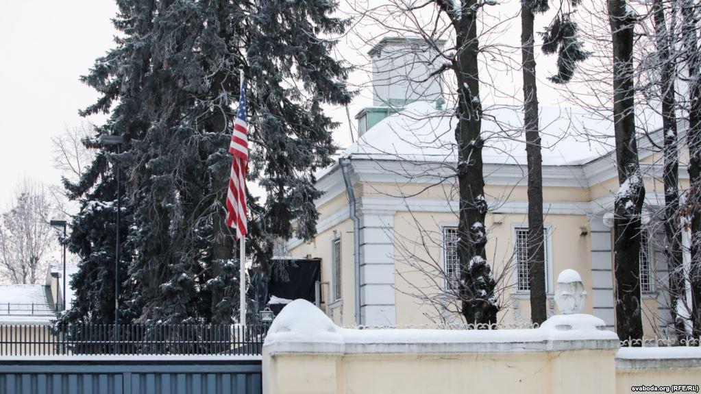 Белоруссия снимет ограничение на количество дипломатов США в Минске