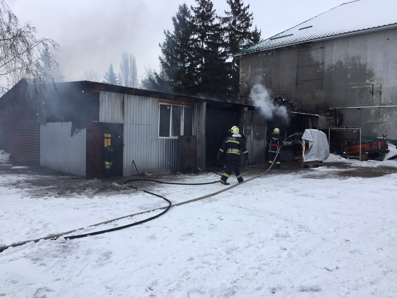 VIDEO | Un nou incendiu la Drochia