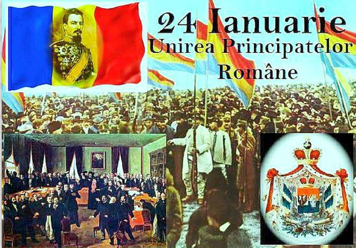 24 ianuarie 1859: Mica Unire – Unirea Principatelor Române sub Alexandru Ioan Cuza