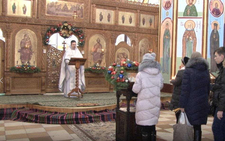 VIDEO | Episcopul Marchel a felicitat bălțenii cu sărbătoarea Nașterii Domnului