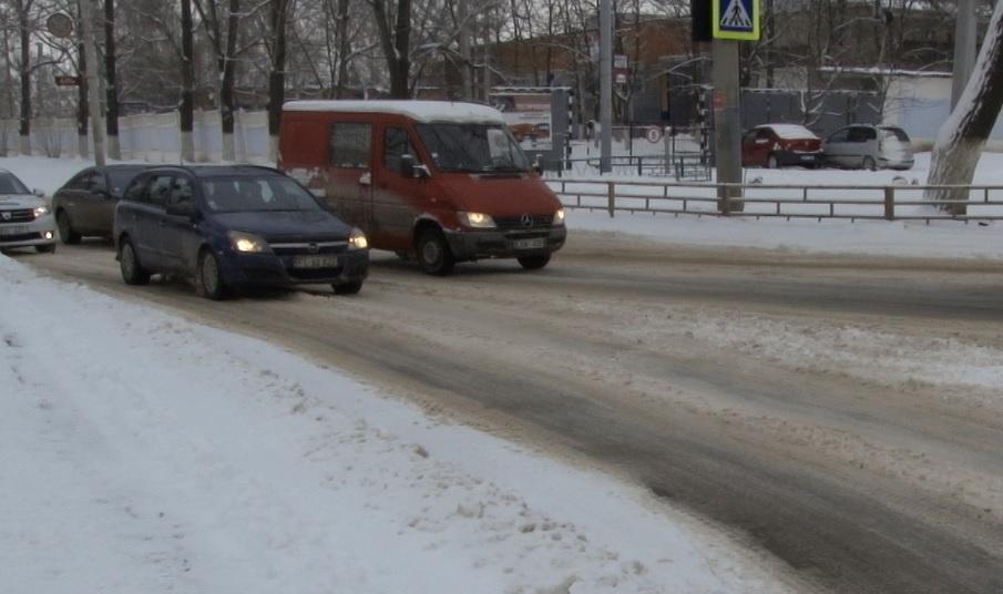 Cum au reacționat autoritățile municipale la ninsoarea abundentă din Bălți