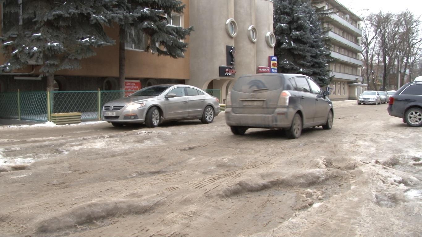 Наконец-то, примар Бельц обратил внимание на состояние городских дорог