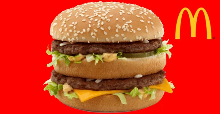 """McDonald's a pierdut dreptul asupra mărcii """"Big Mac"""" în UE"""