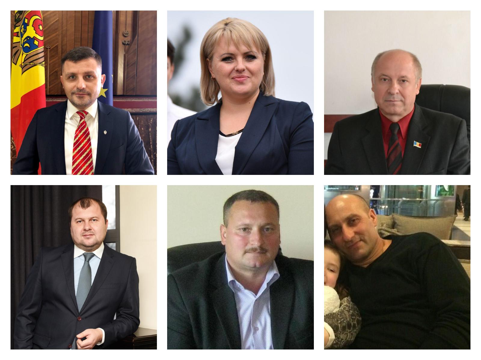 Șase candidați jinduiesc un fotoliu de parlamentar la Ocnița