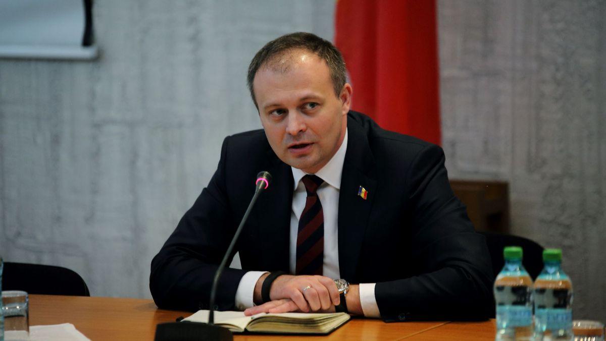 Ce avere declară președintele Parlamentului, Andrian Candu
