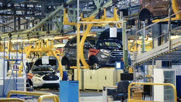 Un nou model Ford produs la Craiova