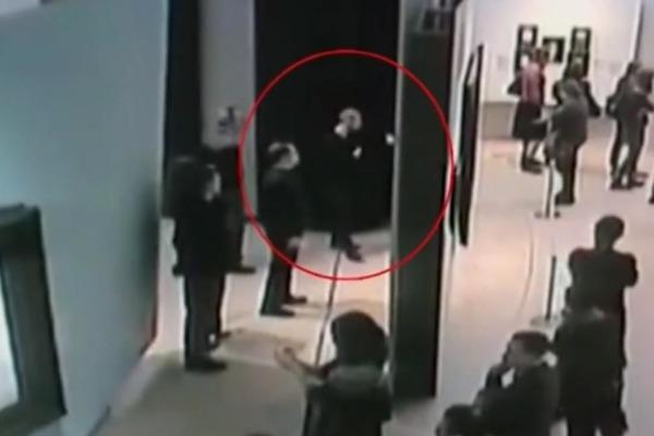 VIDEO | Cum a fost furată Galeria Tretiakov din Rusia