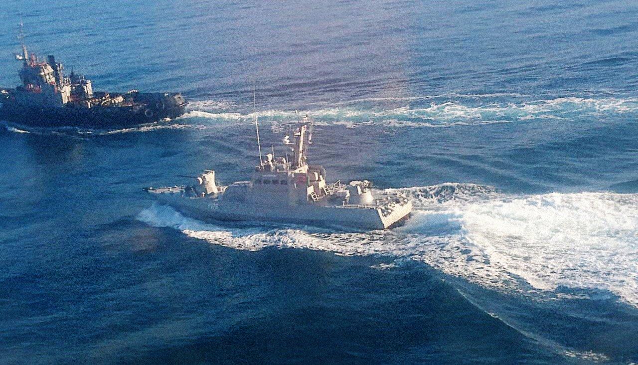 Rusia ar putea elibera militarii ucrainieni reţinuţi în urma conflictului din Marea Azov