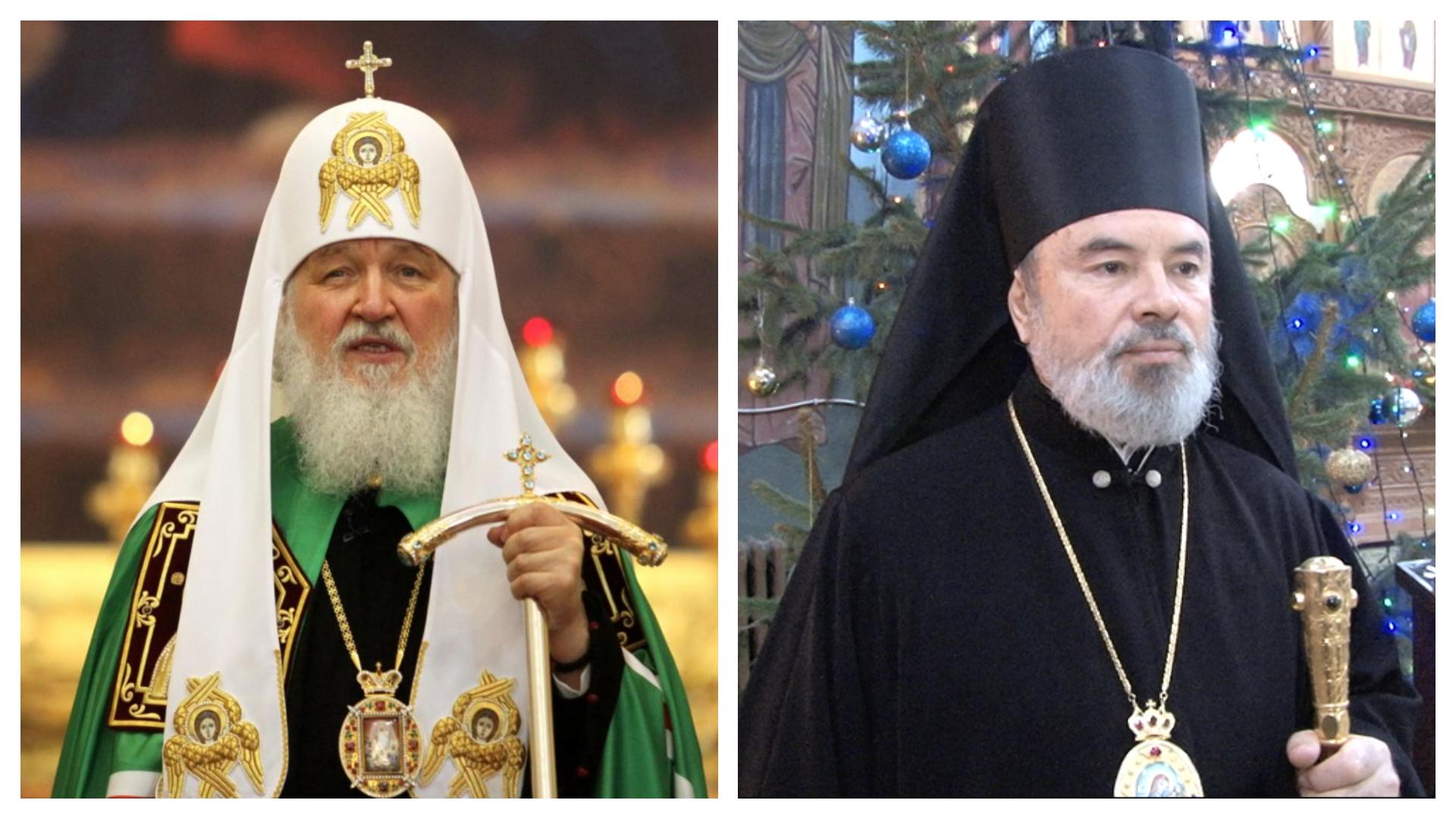 "Anatol Moraru // Patriarhul Chiril a devenit linghvist, iar episcopul Marchel – expert în ""irozi"""