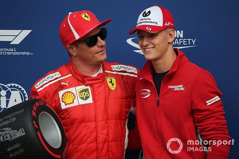 Mick Schumacher, pe urmele tatălui: a fost cooptat de Ferrari
