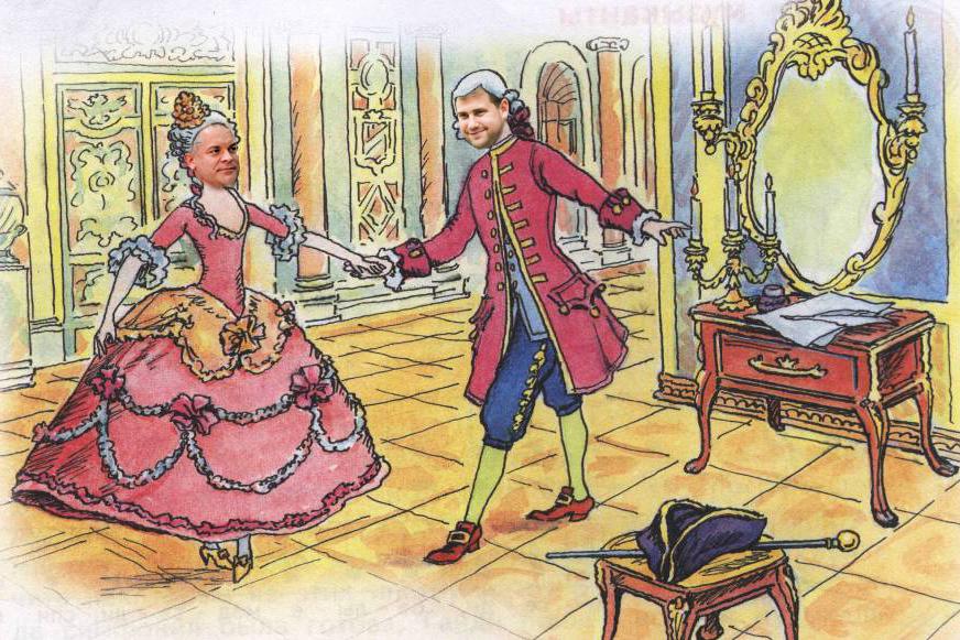Anatol Moraru // Plahotniuc dansează menuet cu Șor