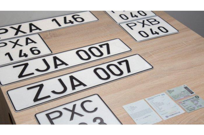 Mecanismul de acordare a numerelor neutre pentru mașinile din regiunea transnistreană va fi extins