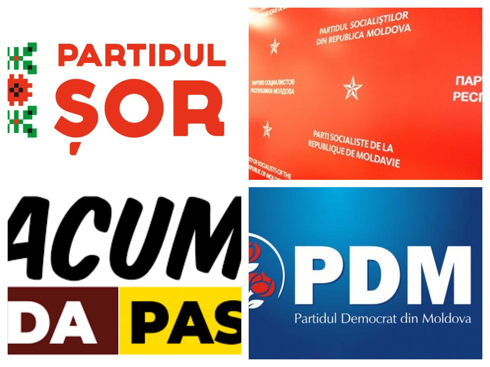 Topul formațiunilor politice care au cheltuit cei mai mulți bani până la începerea campaniei electorale