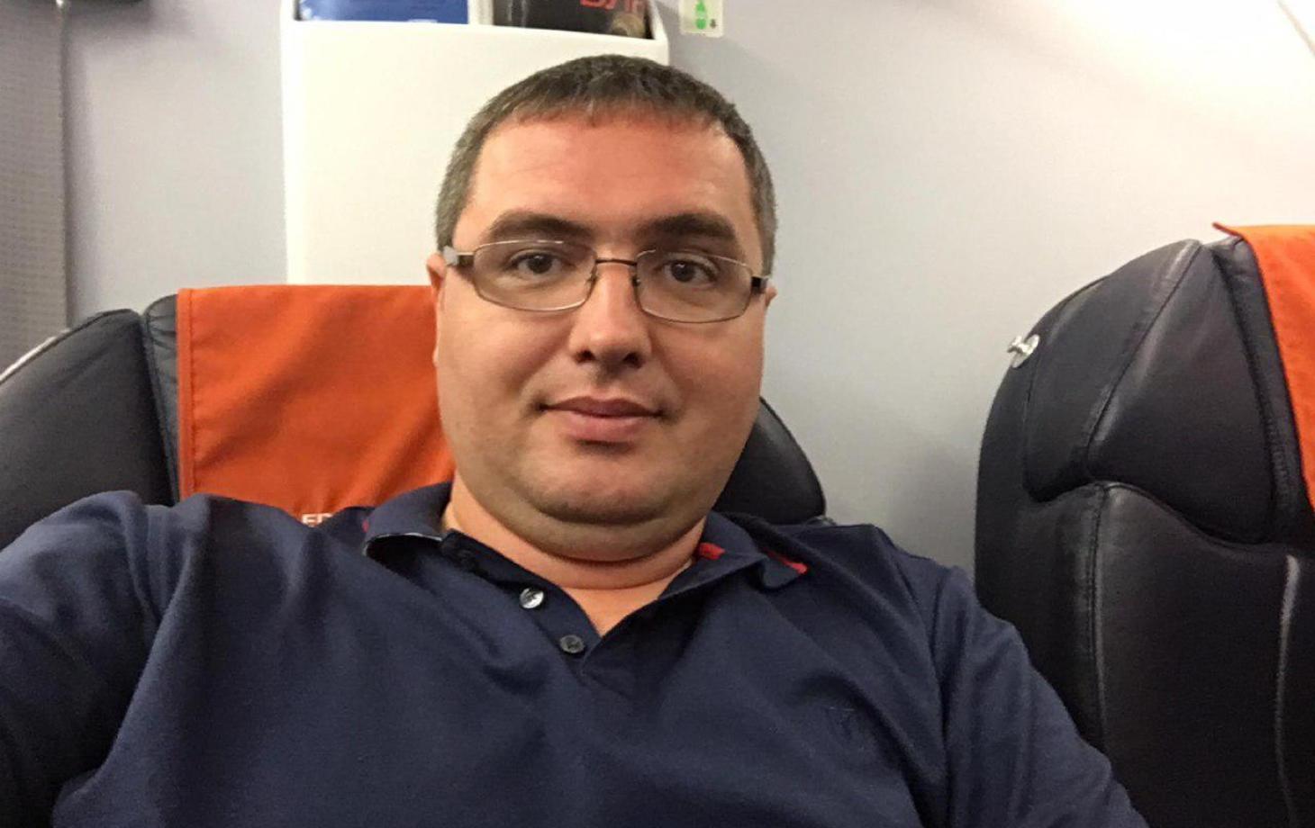 Ренато Усатый сообщил, что хотел бы прилететь в Кишинёв
