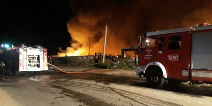 La datorie și de Revelion. Pompierii și salvatorii au intervenit în 31 cazuri în ultimele 24 de ore. O persoana, găsită carbonizată