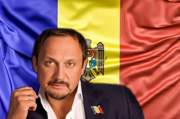 Stas Mihailov a devenit cetățean al Republicii Moldova
