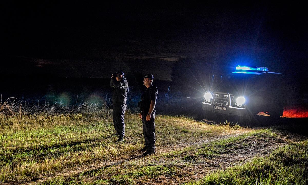 Cum a fost circulația transfrontalieră în noaptea de Revelion