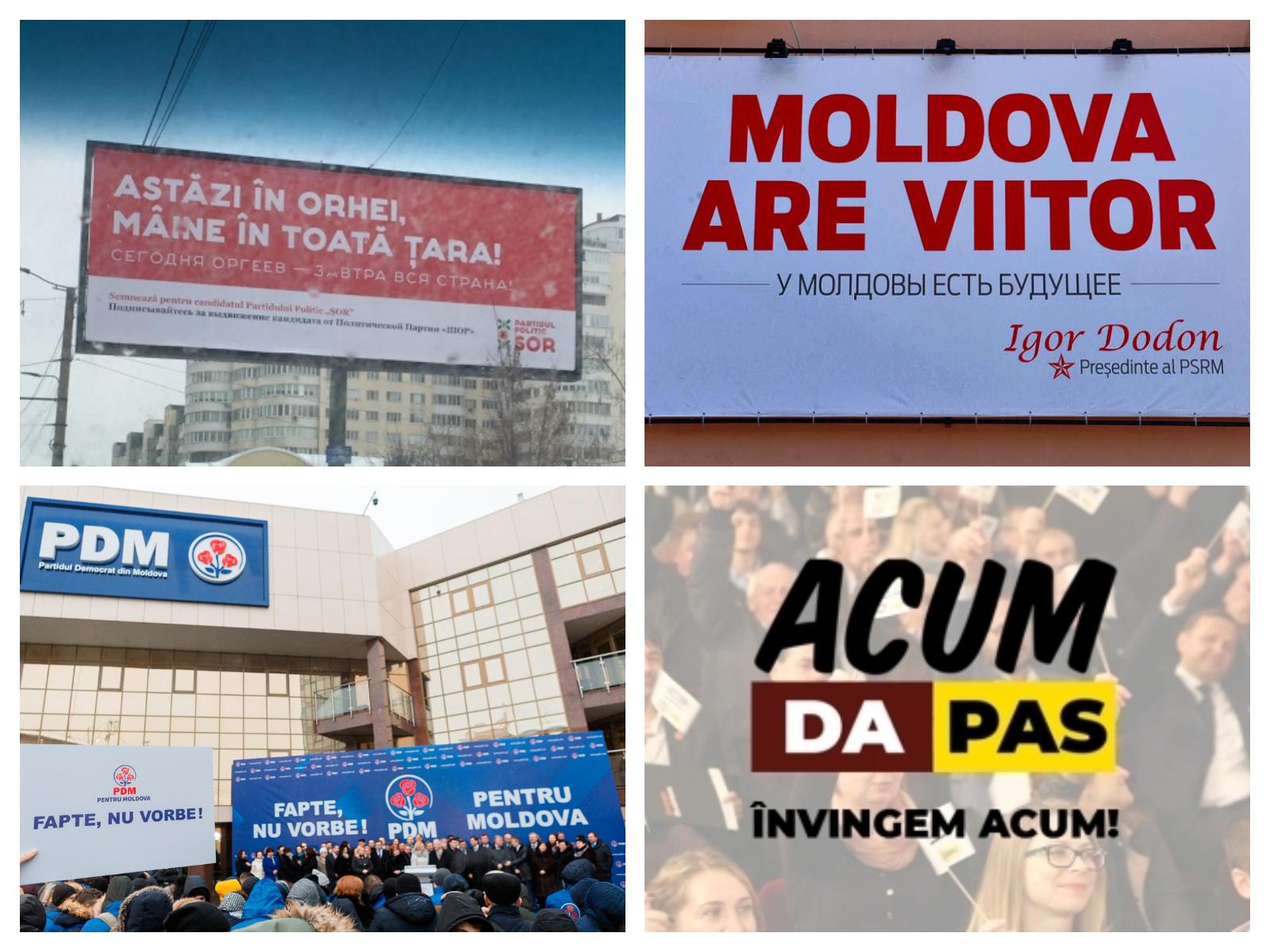 Anatol Moraru // Slogane și șabloane