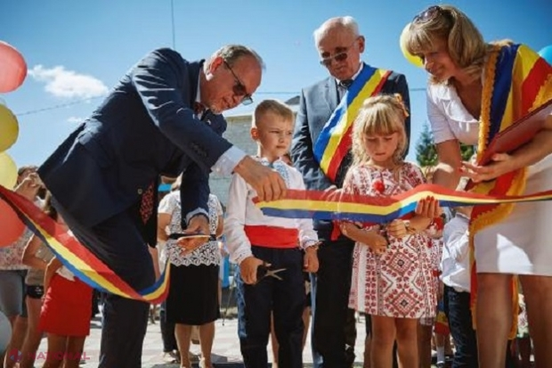AnatolMoraru // De ce nu recunosc democrații că grădinițele au fost renovate din banii României…