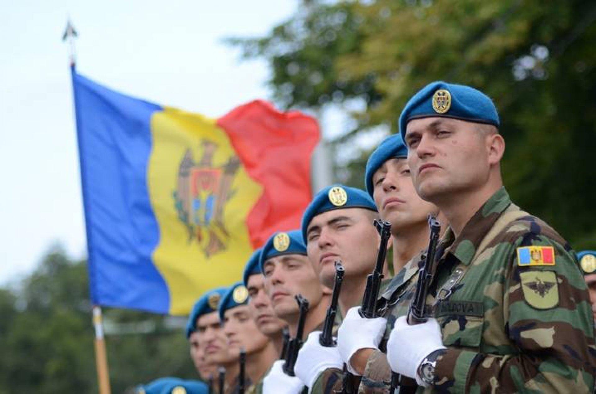 Virgil Botnaru // К'аша-й армата (This is Army, baby) …