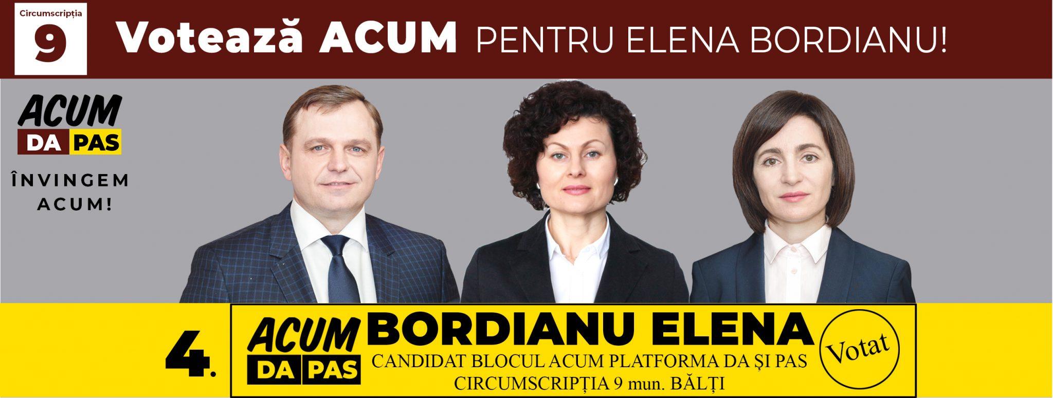 Banner Elena Bordianu