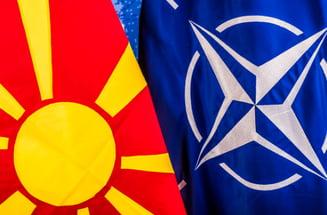 Grecia a aprobat aderarea Macedoniei de Nord la NATO