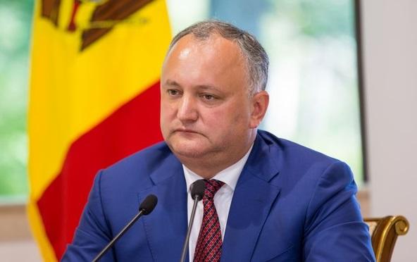 Igor Dodon: Există patru scenarii post-electorale legale și unul nelegal