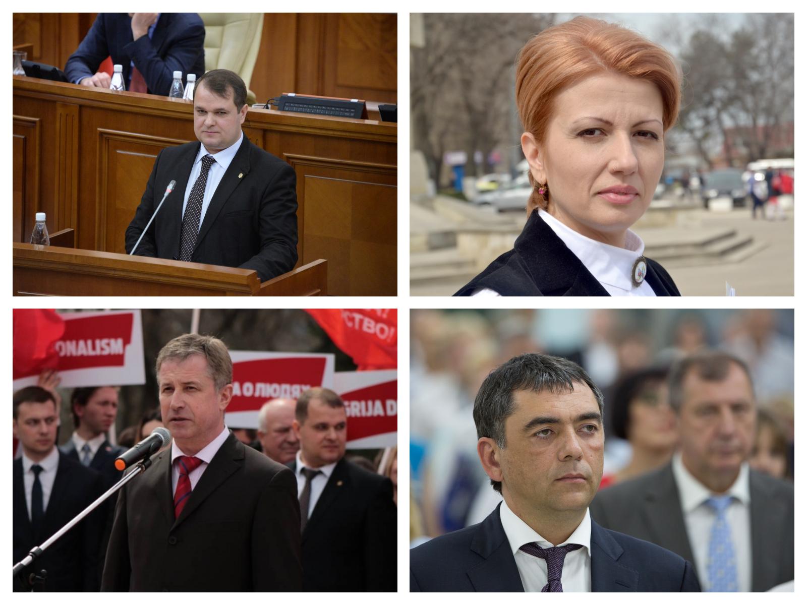 Patru bălțeni ar putea deveni deputați în Parlamentul R. Moldova