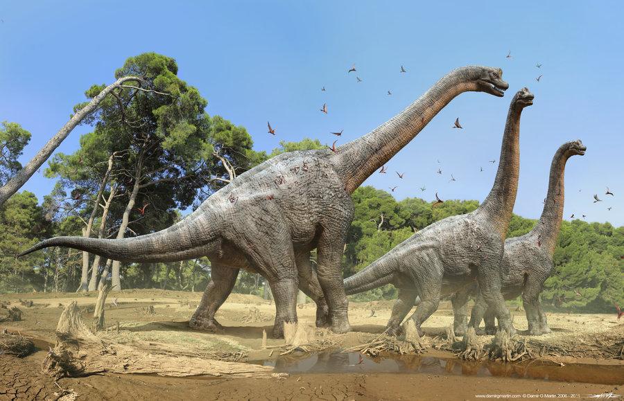 Ar putea fi readuşi dinozaurii?