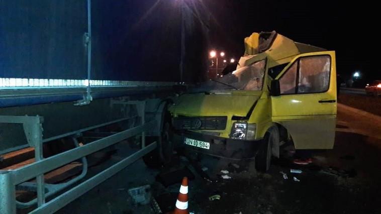 A fost identificată a treia persoană decedată în accidentul din Ucraina