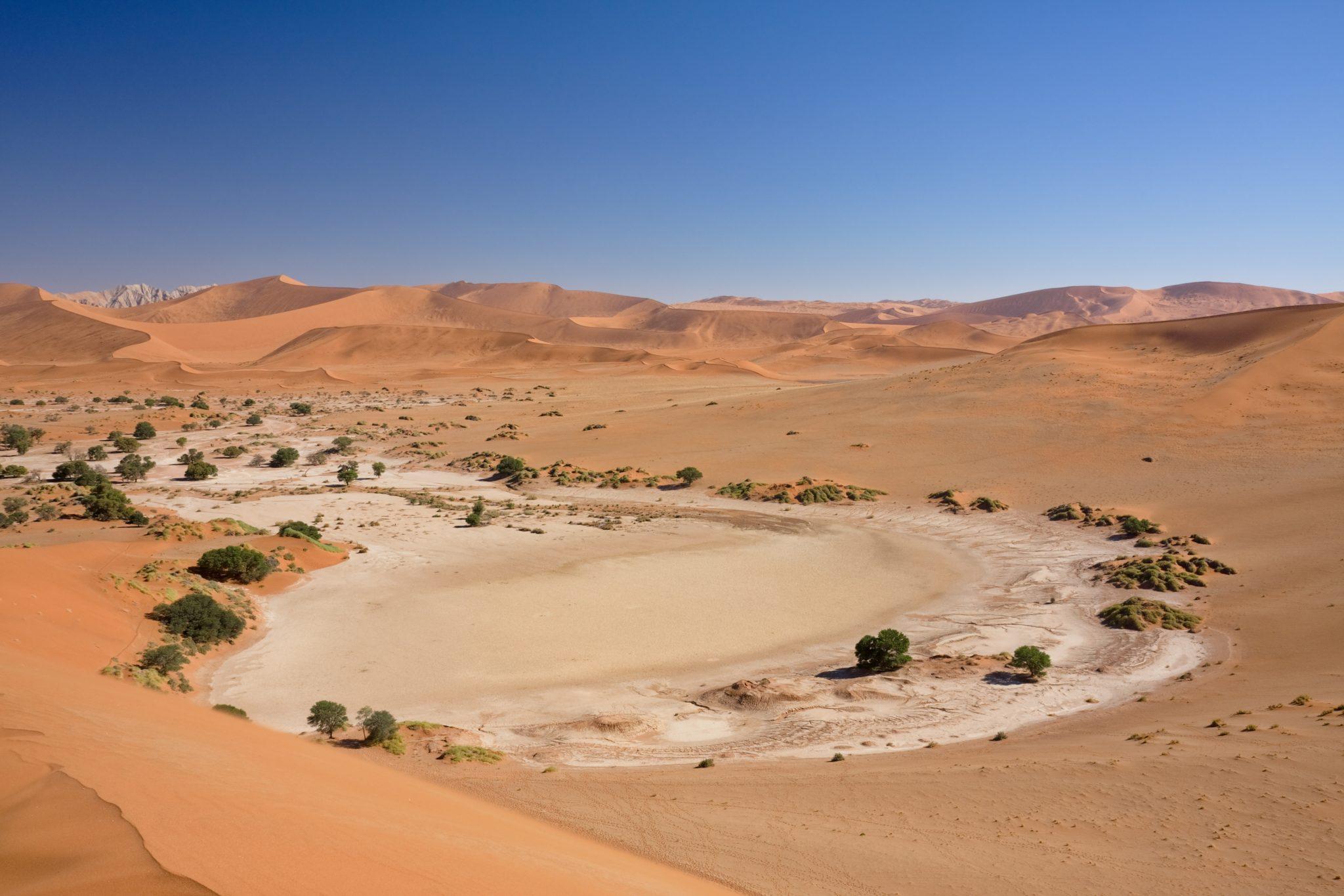 Cercetătorii au descoperit dovezi ale unei ere glaciare din deşertul Namib