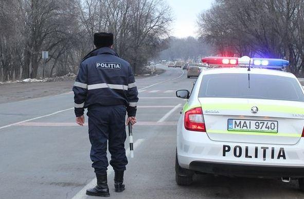 Un echipaj al  Poliției de Patrulare bătut crunt la Mândâc , Drochia