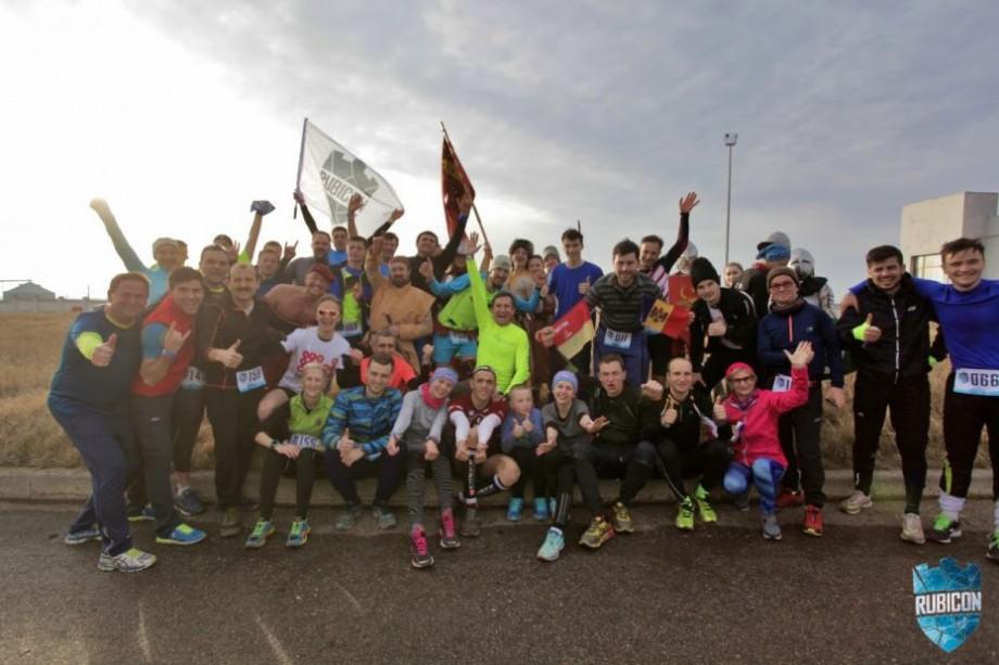 Rubicon 2019: 125 de atleți au alergat 540 km prin toate raioanele de vest ale Moldovei