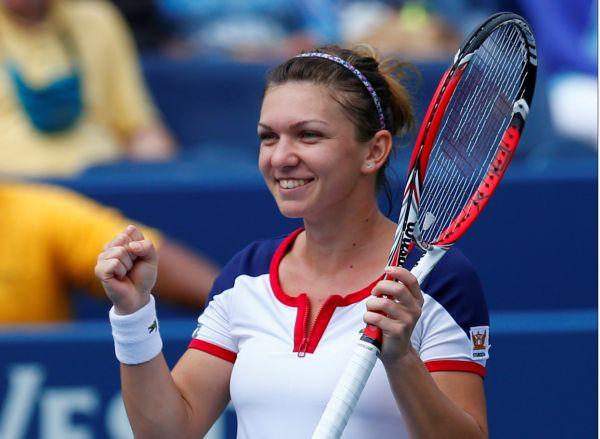 """Simona Halep, """"încărcată"""" de meciurile din Fed Cup: """"Mi-au dat energie şi încredere că sunt la un nivel bun"""""""