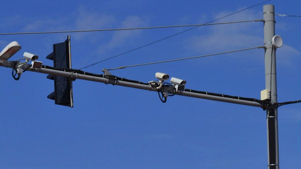 Camerele de monitorizare a traficului rutier vor fi transmise în gestiunea unui partener privat.