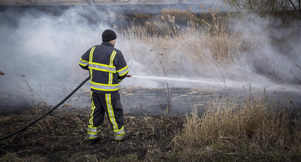 Peste 56 focare de vegetație au fost stinse de pompieri în ultimele 24 de ore