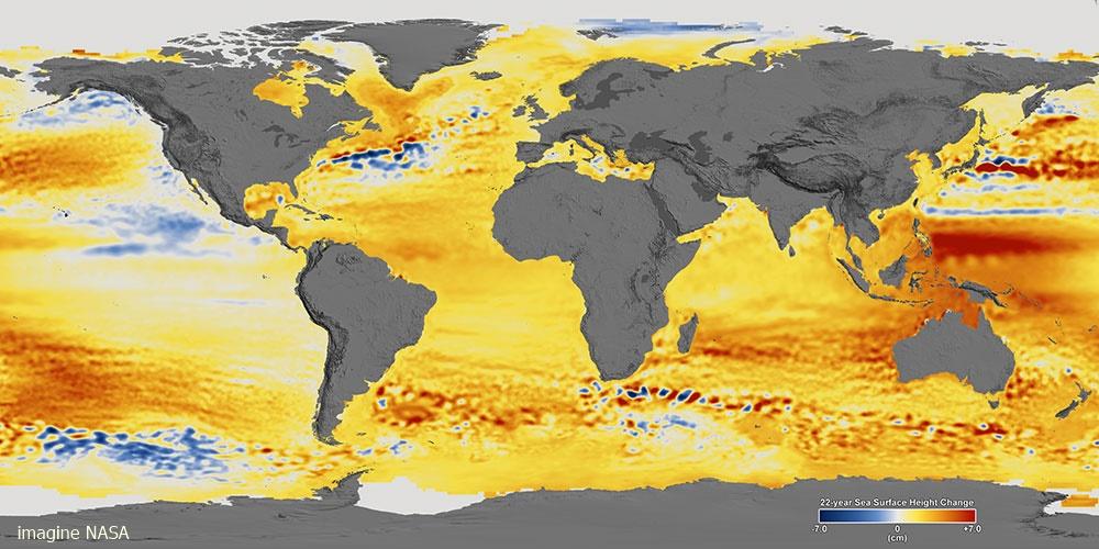 Temperatura oceanelor a crescut la un nivel record (ONU)