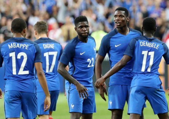 """Franța își aduce vedetele. Selecționerul """"cocoșilor galici"""", Didier Dechamps a anunțat lotul pentru meciul cu Moldova"""
