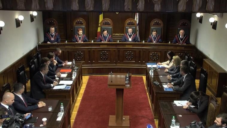 Curtea Constituțională a VALIDAT alegerile parlamentare din 24 februarie