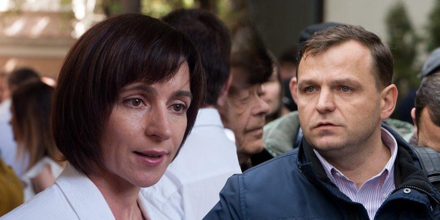 Liderii Blocului Politic ACUM A. Năstase și M.Sandu vor merge la întrevedere cu Președintele I. Dodon