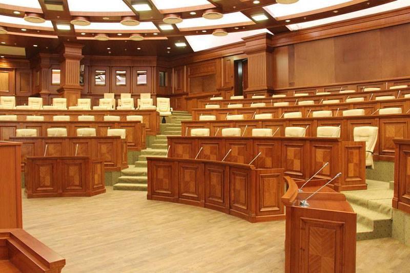 VIDEO | Prima ședință a noului Parlament ales pe 24 februarie